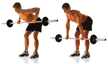 bent-barbell-row