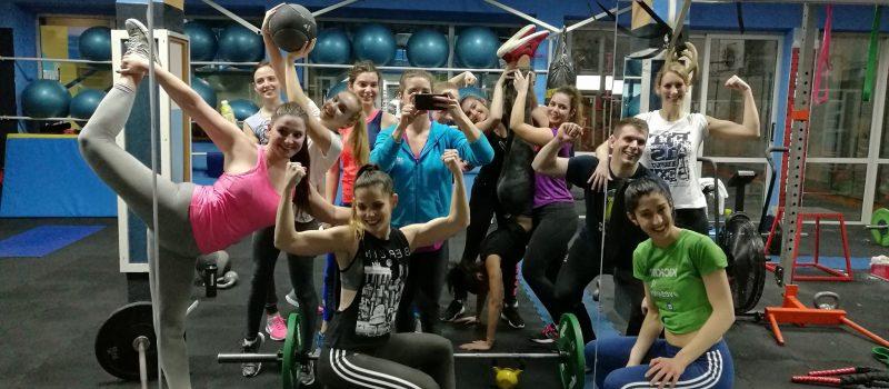 Studentski popust u Blue Gymu