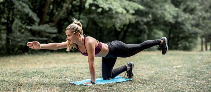outdoor trening
